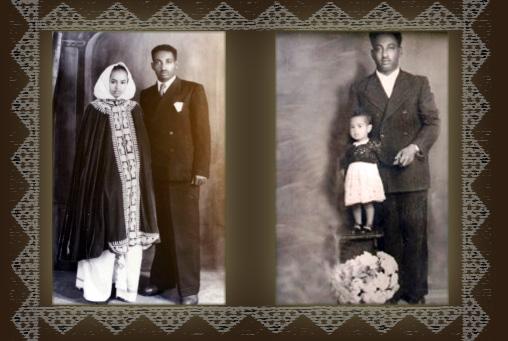 Youdit Berhane - Familienalbum