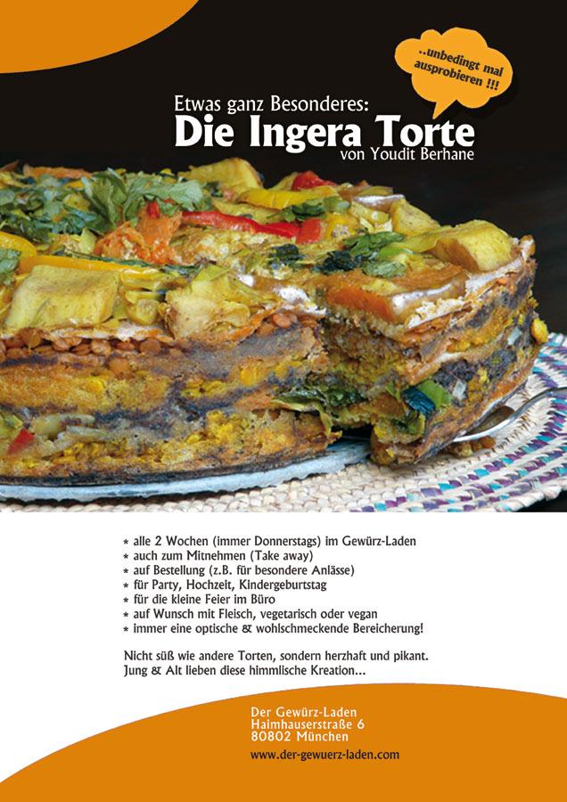 Ingera Torte Poster